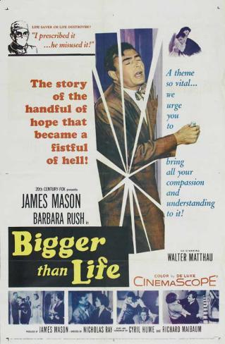 Bigger than Life Stampa master