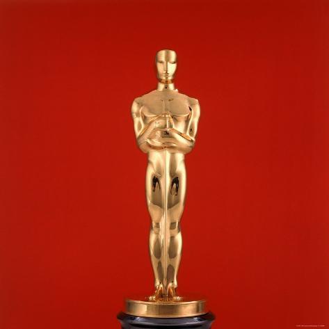 Oscar, the Academy Award Statuette Photographic Print