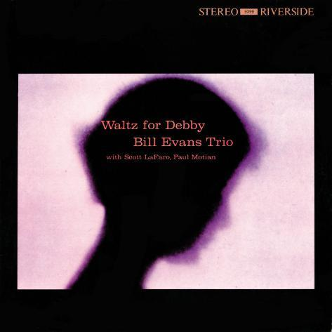 Bill Evans Trio - Waltz for Debby Art Print