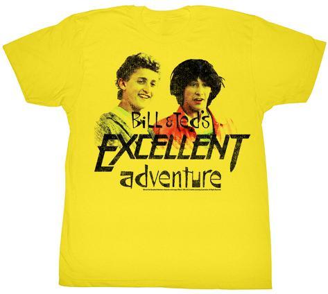 Bill & Ted's Excellent Adventure -  Dudes T-Shirt