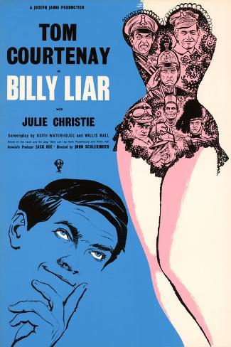 Billy Liar Lámina