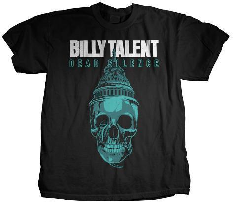 Billy Talent - Skull T-Shirt