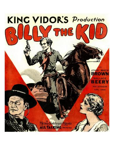 Billy the Kid, 1930 Foto