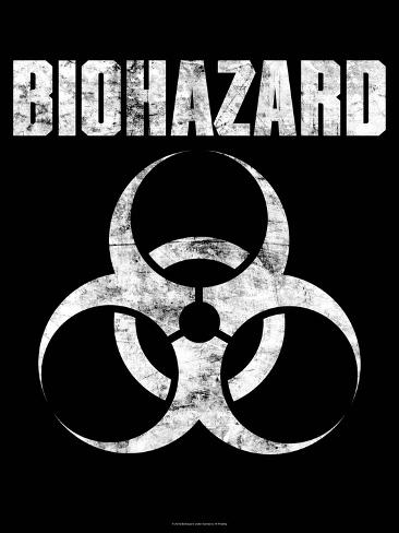 biohazard logo posters allposters ca rh allposters ca biohazard logo ai biohazard logo vector