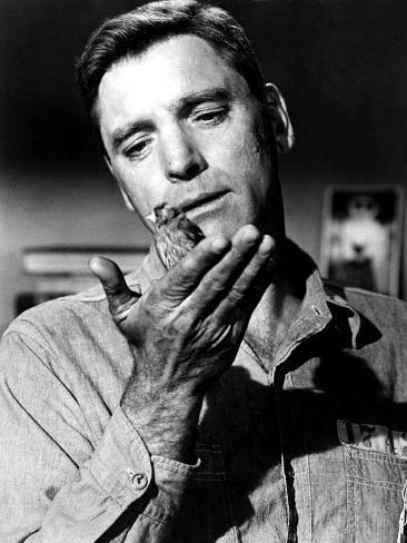 Birdman Of Alcatraz, Burt Lancaster, 1962 Photo