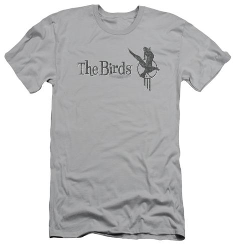 Birds - Distressed (slim fit) T-Shirt