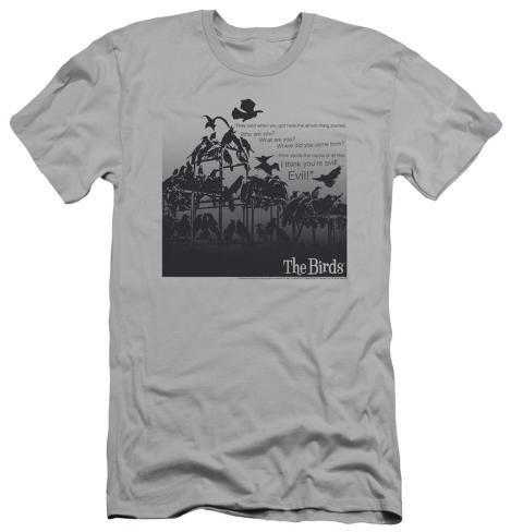 Birds - Evil (slim fit) T-Shirt