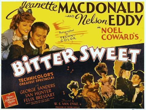 Bitter Sweet, 1940 Foto