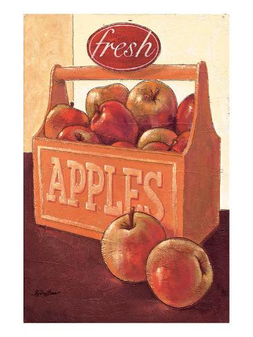 Fresh Apples Taidevedos
