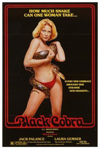 Black Cobra Poster