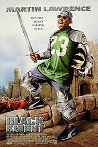 Black Knight Original Poster