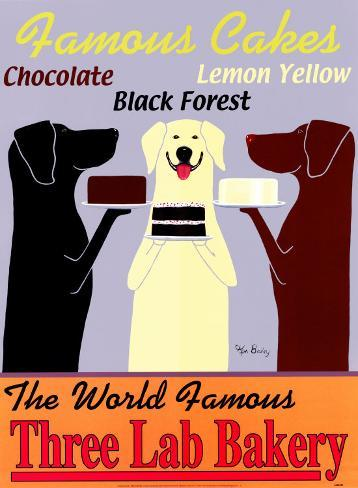 Black Lab Wanted Poster Tin Sign