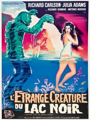 Black Lagoon, 1954,