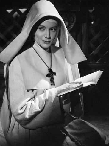 Black Narcissus, Deborah Kerr, 1947 Photo