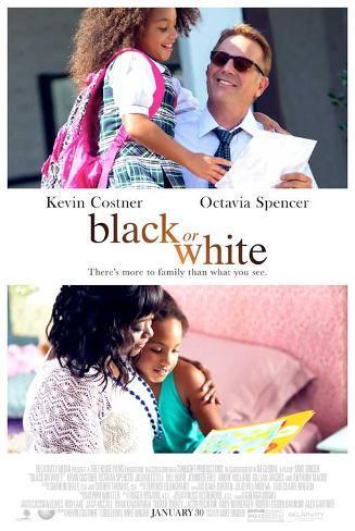 Black Or White Masterprint