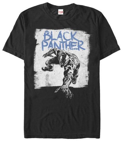 Black Panther - In Grunge T-Shirt