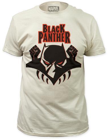 Black Panther - logo Camiseta