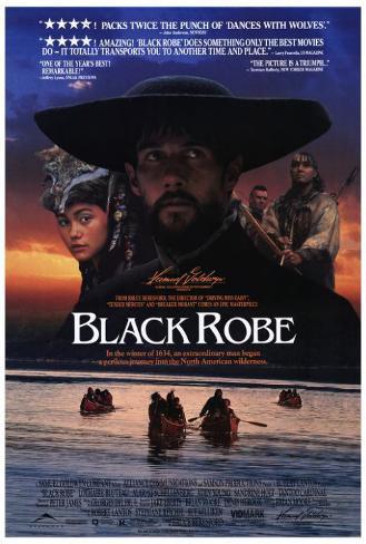 Black Robe Poster