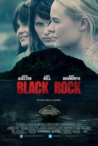 Black Rock Movie Poster Masterprint