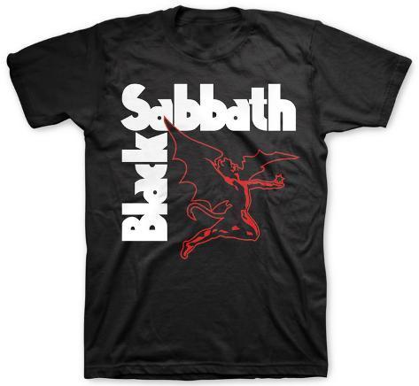 Black Sabbath - Creature T-Shirt