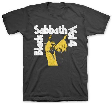 Black Sabbath - Vol. 4 T-paita