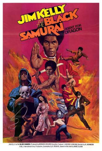 Black Samurai Poster