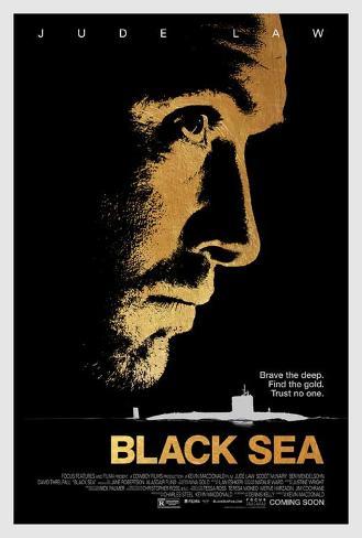Black Sea Masterprint