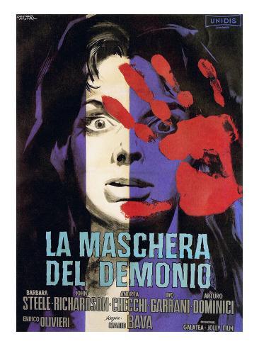 Black Sunday, (aka La Maschera Del Demonio), Barbara Steele, 1960 Photo