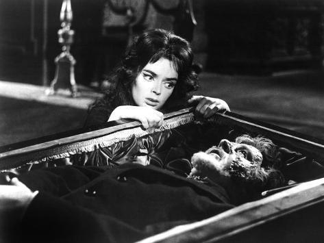 Black Sunday, Barbara Steele, Andrea Checchi, 1960 [US: 1961] Photo