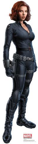 Black Widow - Avengers Stand Up