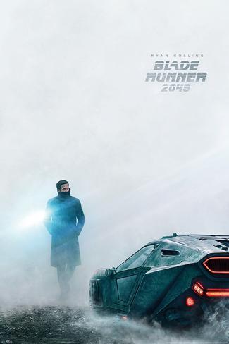 Blade Runner 2049 - Ryan Gosling, foto di scena Poster