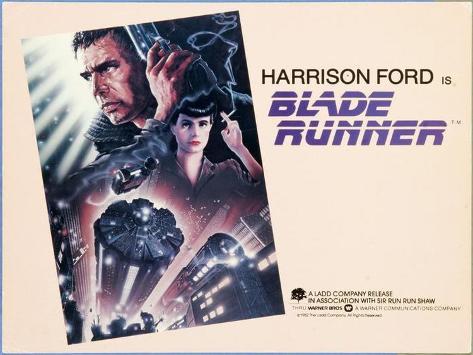 Blade Runner, O Caçador de Androides Pôster