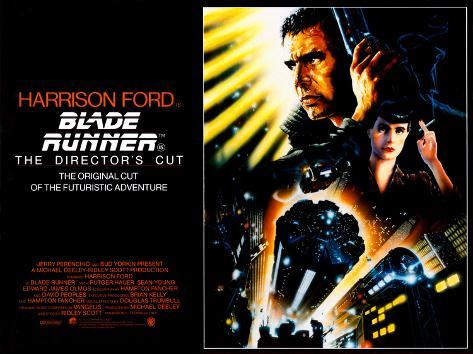 Blade Runner - The Director's Cut Poster