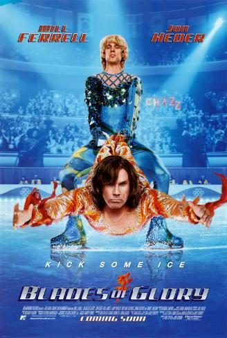 Blades Of Glory Double-sided poster