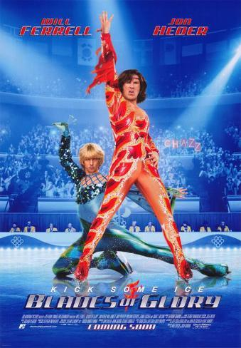 Blades of Glory Masterprint