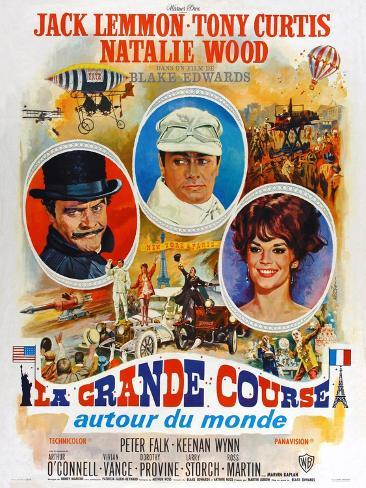 Blake Edwards' the Great Race, 1965,