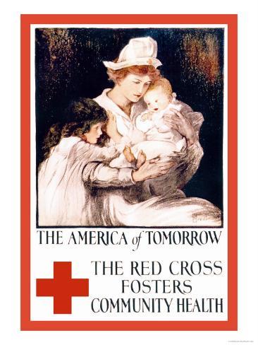 The America of Tomorrow Art Print