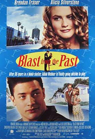 Blast From The Past Original Poster