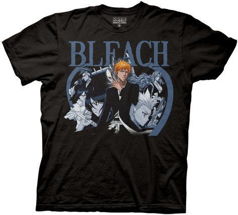 Bleach - Blue Duotone Group T-Shirt