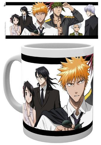 Bleach Collage Mug Mug