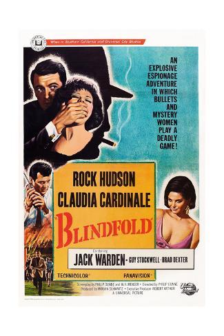 Blindfold Giclee Print