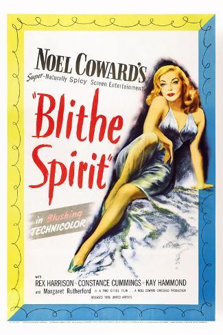 Blithe Spirit Art Print
