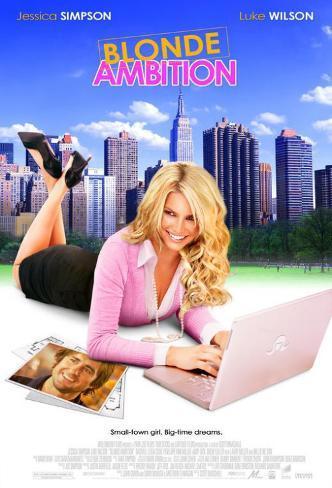 Blonde Ambition Masterprint