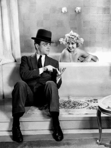 Blonde Crazy, James Cagney, Joan Blondell, 1931 Photo