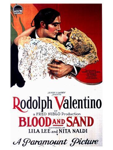 Blood and Sand, 1941 Art Print