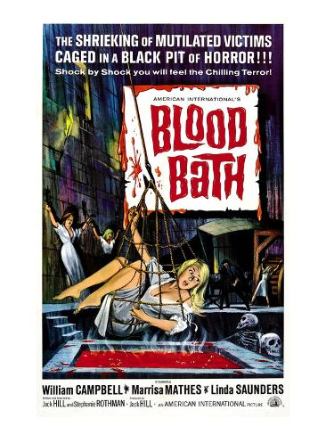 Blood Bath, (aka Portrait of Terror; Track of the Vampire), 1966 Photo