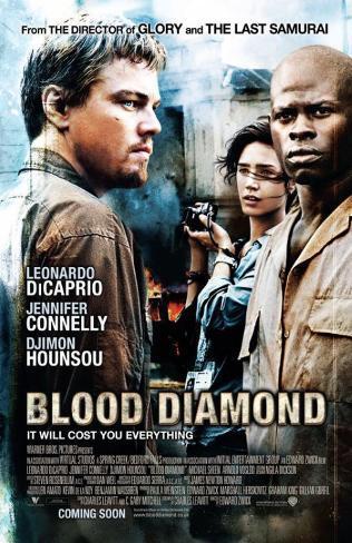 Blood Diamond Masterprint