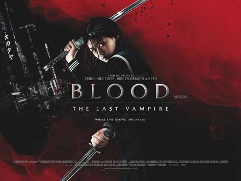 Blood: The Last Vampire Masterprint