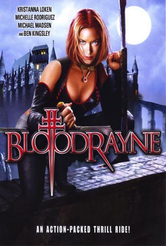 BloodRayne Poster