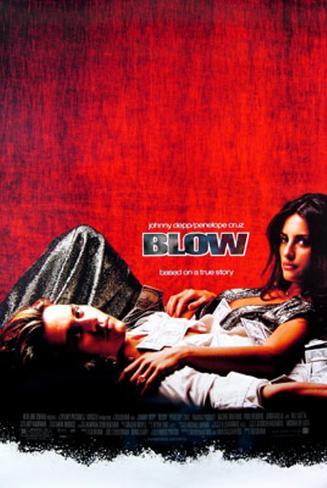 Blow Double-sided poster